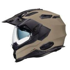 Nexx X WED 2 Plain Desert - Adventure DVS Dual Sport Motorcycle Helmet