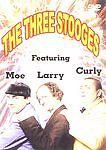 The Three Stooges, New DVD, Curly Howard, Larry Fein, Moe Howard,