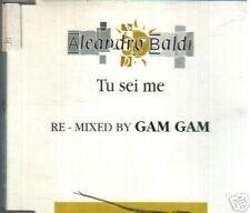 BALDI ALEANDRO TU SEI ME RE-MIXED BY GAM GAM CDS PROMO