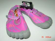 New No Box Girls Pink Op Water Shoes Swim Beach Casual New Summer Footwear Gal