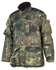 MFH BW Kampfjacke Einsatz/Übung Lang Flecktarn Bundeswehr Jacke Tarnjacke S-3XL