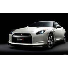 Adesivi o poster poster auto Nissan gt sportsA241