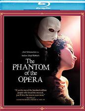 Andrew Lloyd Webber's The Phantom of the Opera ~ BRAND NEW BLU-RAY