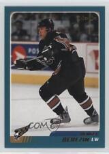 2003-04 O-Pee-Chee #259 Sergei Berezin Washington Capitals Hockey Card