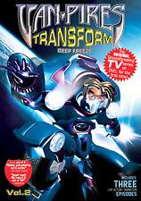 Van-Pires Transform - Deep Freeze - Vol. 2 (DVD, 2007) - BRAND NEW