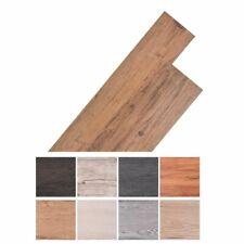 vidaXL Lamas para suelo Tarima Flotante PVC Autoadhesivas Diferentes Colores