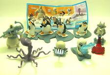 Pinguini Madagascar 2014 Singole Figure