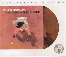 Johnson, Robert King of the D. Mastersound Gold CD SBM