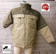 Horka giacca giubbotto imbottito smanicato equitazione uomo invernale 2 in 1