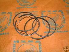 Honda xl125 xl 125 s piston anneaux 0,5 piston rings NEW