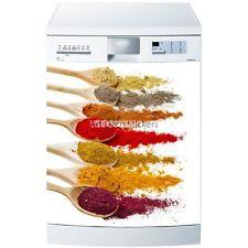 Stickers lave vaisselle ou magnet Epices 5505