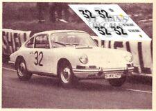 Calcas Porsche 911S Le Mans 1966 Test 32 1:32 1:43 1:24 1:18 911 slot