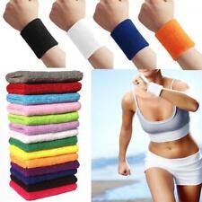 Wrist Basketball Sweat Band Wristband Cotton Sweatband