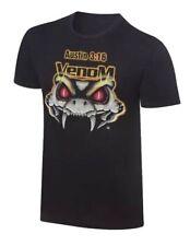 Austin 3:16 WWE Stone Cold Steve Austin Venom,Snake, Retro T-Shirt Men's New