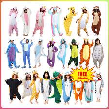 Animal Mono Kigurumi Pijamas Unisex Adulto Sofisticado Vestido Onesie Ropa de Do