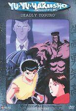Yu Yu Hakusho: Dark Tournament Saga - Vol. 18: Deadly Toguro (DVD, 2003, Unedite