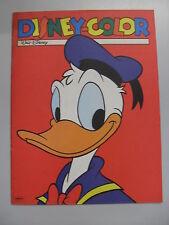 DISNEY - COLOR  WALT DISNEY 1992