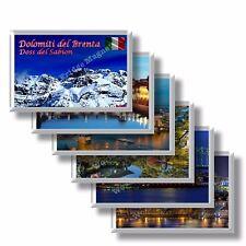 IT - Italia - Trentino Alto Adige - frigo calamite frigorifero souvenir magneti