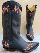 Mezcalero Boots Cowboystiefel Westernstiefel neu Leder Handmade!!! Gr. 39 bis 44