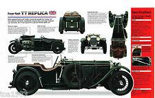 FRAZER NASH TT REPLICA IMP Brochure: 1934,1935,1936,........