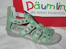 Däumling SANDALEN Römersandalen Römer Sandale Schuhe chic Weite S schmal