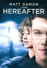 Hereafter Matt Damon, Bryce Dallas Howard DVD