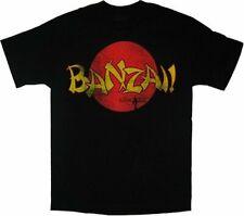 Karate Kid Banzai Washed Black T-shirt