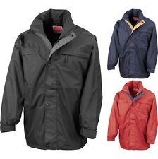 Mens Result Multi Result Function Midweight Full Zip Jacket Coat
