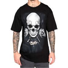 Sullen Art Collective T-Shirt - Clown Badge