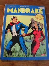 MANDRAKE  SPECIALE ESTATE LUGLIO 1993 COMIC ART