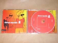 CD AMBIANCE / LIBRAIRIE SONORE / DANCE REPUBLIC 2 / RARE / TBE