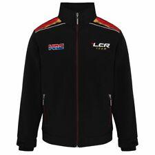 Official LCR Honda Team  Black Soft-shell jacket -19LCRC-AJF BLACK