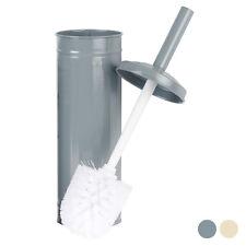 Hartleys Brosse de Toilette/WC Rond & Pied de Support Rétro - Choix de Couleurs