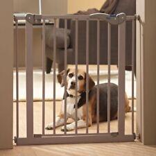 Cane bambino Gate sicuro l'accesso a due vie facile installazione senza l'opzione di estensione Drill