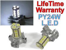 USA Warranty x2 PY24W White LED Turn Signal Corner Bulbs 07-12 BMW E92/E93 M3