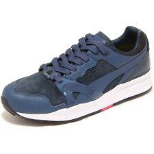 4987I sneakers uomo blu PUMA scarpe shoes men