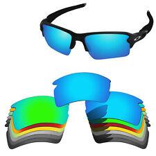 PapaViva Polarized Replacement Lenses For-Oakley Flak 2.0 XL Sunglasses -Options