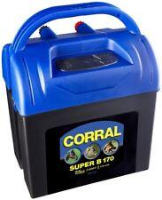 Corral Super B 170 Dry Battery Energiser ALL SIZES