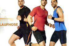 Herren Laufhose Kurz Fitness Sport Hose Jogginghose BIONIC® Finish Eco NEU