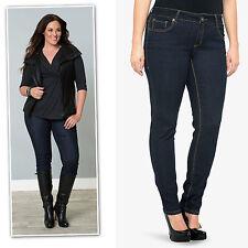 Torrid Dark Rinse Blue Skinny Stretchy Jeans Plus Size 20-24 RRP $79