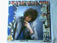 BOB DYLAN Empire burlesque lp HOLLAND