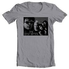The Lost Boys T-shirt retro 80's vampire goth movie horror film 100% cotton tee