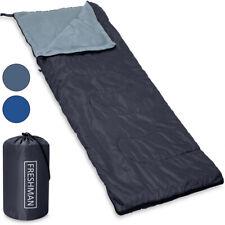 Deckenschlafsack Freshman Schlafsack 195x75cm Mumienschlafsack Zelt Camping