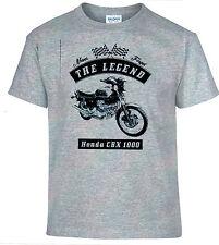 T-shirt, Honda CBX 1000, Bike, Motorcycle, Youngtimer, Oldtimer