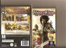 Prince of Persia dos tronos Nintendo Gamecube/Wii