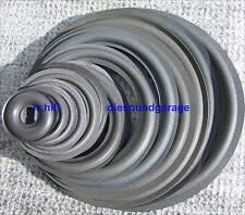 "1 x Sicke 14.5"" in Gummi, Maße mm: 350, 331, 291, 280,  14.5inch rubber surround"