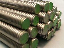 Gewindestange A2, V2A, Edelstahl DIN976, Gewindebolzen M8/M10/M12x1m, 1000mm
