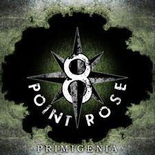 8 Point Rose - Primiginia Hard Rock / Metal CD 2010 Sweden