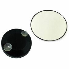Easy Quick Fix Small Round Suction Stick Safety Sink Bath Shower Shaving Mirror
