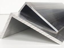 Aluminium Winkel gleichschenklig Winkelprofil L-Profil Alu Profil lange 2000 mm